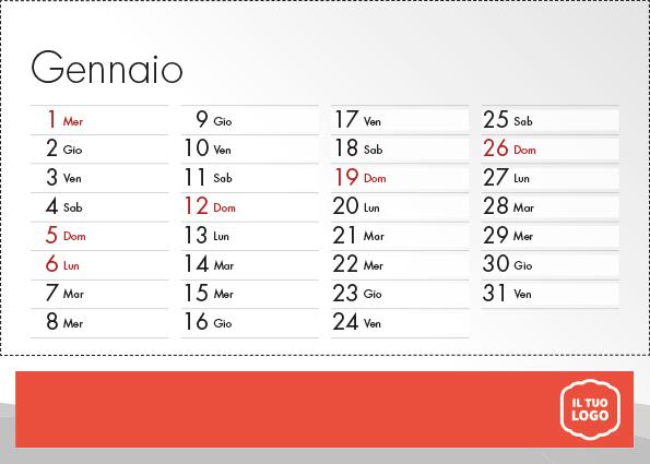 Calendario Olandese Da Stampare.Stampa Calendari Da Tavolo Calendari Tascabili A Milano